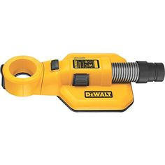 DEWALT DWH050K Large Hammer Drilling Dust Extraction System - Power Drill Accessories - Amazon.com