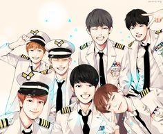 BTS | Bangtan Boys | Bangtan Sonyeondan | Bulletproof Boy Scouts | Big Hit Entertainment