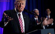 Donald Trump Calls Islamic State Terrorists 'Sneaky, Dirty Rats'