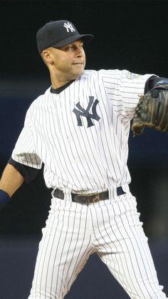 10 Derek Jeter Themes Wallpapers Ideas Derek Jeter Ny Yankees Best Baseball Player