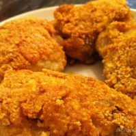 Pan Fried Chicken: Paleo, Gluten Free, and Dairy Free
