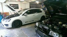 Tuning tuning Gti Mk7, Vw, Golf, Cars, Turtleneck