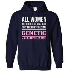 GENETIC COUNSELOR - #green shirt #mens hoodie. LIMITED TIME PRICE => https://www.sunfrog.com/No-Category/GENETIC-COUNSELOR-6005-NavyBlue-33120052-Hoodie.html?68278