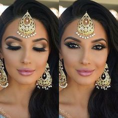 11 Best Indian Makeup Natural Images Indian Makeup Natural Indian
