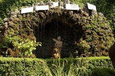 Jardín de El Carmen de los Mártires (Granada)