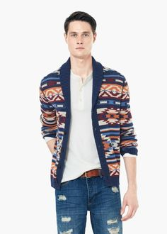 Boost up your style by wearing this trendiest cardigan only on DekkohApp!!
