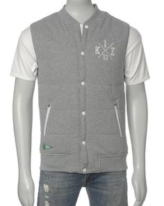 Klær for menn: Kjøp klær, herresko og accessories online her Men Online, Shoes Online, Vests, Mens Fashion, Grey, Sweaters, Stuff To Buy, Clothes, Man Fashion