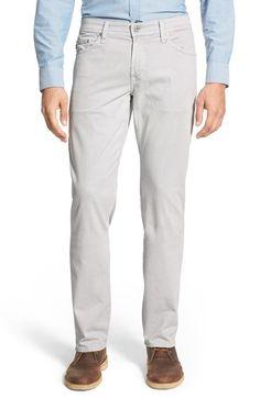 AG 'Graduate SUD' Slim Straight Leg Pants available at #Nordstrom