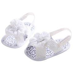 Βρεφικά-σανδάλια-ασπρα-με-λουλούδι Sneakers, Shoes, Fashion, Tennis, Moda, Slippers, Zapatos, Shoes Outlet, Fashion Styles