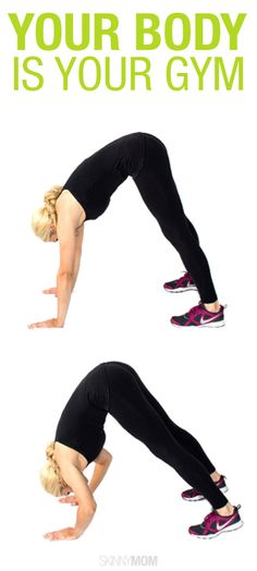 Like working out from home? Here's 22 bodyweight exercises for you!