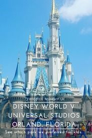 Universal Studios v Disney World for 6 year old's. See which theme park we preferred in Orlando, Florida Disney Parks Orlando, Best Disney Park, Orlando Theme Parks, Orlando Vacation, Florida Disneyworld, Florida Vacation, Florida Travel, Travel Usa, Orlando Florida