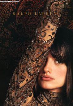 Penelope Cruz for Ralph Lauren