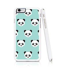 iPhone 6 Case Panda Asian Animal Cartoon Design in Blue White Black Case Collective
