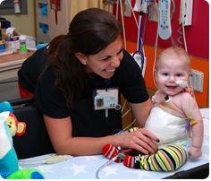 pediatric oncology nurse