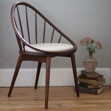 Chair. Lovely chair.