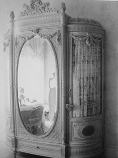 BEAUTIFUL Armoire - picture only, no link