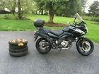 2011 Suzuki DL650 V Strom 2011 Suzuki V Strom motorcycle with 19500 miles plus xtra tires and accessories
