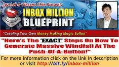 Best Way to Make Money Online - Inbox Million Blueprint by Jaz Lai and Vincent     Get paid to advertise