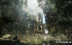 Another New Crysis 3 Wallpaper!