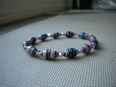 Tutorial: How to Make Recycled Paper Beads