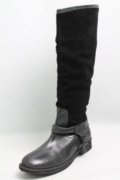 b9837e3f791403 Ara Stiefel schwarz Leder Gr. 38