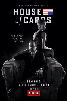 I love #houseofcards