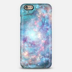 Abstract Galaxies 2 by Barruf. Iphone 6 Plus case design on @casetify  get $10 off using code: S29WXC