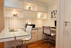 Home Office com pé em acrílico 03
