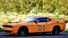 General Lee Challenger Helicat