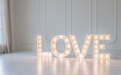 TCC or BROCK Marquee Sign Letters Light