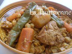 Nwasser au poulet – 2ème version