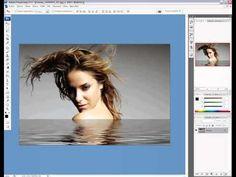 Photoshop pro začátečníky - zesvětlení fotografie (HD) - YouTube