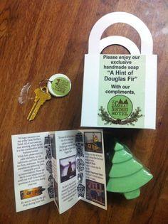 Twin Peaks  Party Favor Soap, Key, Brochure | by musiccitysuds on Etsy #twin_peaks
