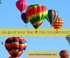Don't fear your competition! Motivational Quotes, Inspirational Quotes, Do Not Fear, Business Quotes, Letting Go, Competition, Let It Be, Life Coach Quotes, Inspiring Quotes