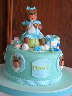 Mamma Bear Cake