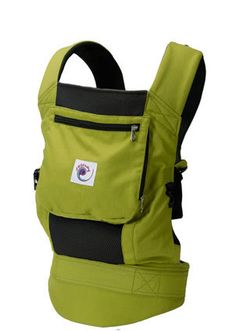 ERGObaby Performance Carrier  is still praised for its long-wearing comfort for both parents and babies. #babycenterknowsgear @babycenter