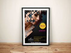 Flyer Design for a jewelry store