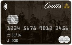 Coutts Silk Credit Card a good credit option is issued by Coutts Bank and offers great benefits to cardholders. This allows them to get the VIP treatment. Credit Card Hacks, Rewards Credit Cards, Credit Score, Credit Card Offers, Credit Card Images, Credit Card Design, Black Card, Adidas Originals, Card Writer