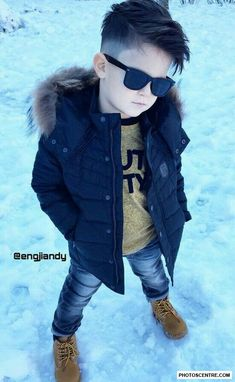 Not the coat but the rest is great Fashion Kids, Toddler Boy Fashion, Little Boy Fashion, Toddler Boy Haircuts, Little Boy Haircuts, Little Boy Outfits, Baby Boy Outfits, Outfits Niños, Kids Outfits