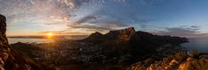 CNN Travel dubbed Cape Town as 'one of the world's most beautiful cities' because of its mountain and amazing ocean views.among other things. Clifton Beach, National Botanical Gardens, Table Mountain, World's Most Beautiful, Lens Flare, Best Cities, Great View, Cape Town, Wonders Of The World