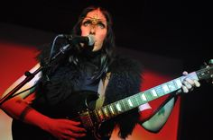 Chelsea Wolfe at St. Vitus Aug 23 2011 by Eric Phipps