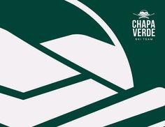 Supergraphic // Chapa Verde Ski Team