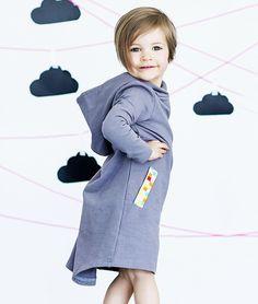 Kleider - Bio Tunika Gr.92-140 - ein Designerstück von LoffLoff-Bio bei DaWanda