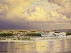 Seascape William Trost Richards