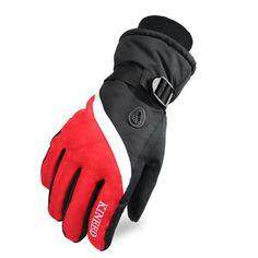 Russia Below Zero 30 Winter Warm Head Ski Gloves Waterproof men Mountain Snowboard Skiing Gloves Windproof bike motorcycle snow