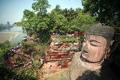 Buddhist Temple Sichuan (China)