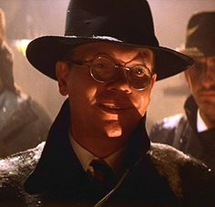 Ronald Lacey as Major Arnold Toht in Raiders of the Lost Ark Indiana Jones Films, Cartoon Books, Bad To The Bone, Movie Party, Harrison Ford, Princesa Diana, Film Serie, The Villain, Guys And Girls