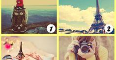 Aunque parezca sorprendente, con tan solo una foto se pueden definir aspectos de tu vida y tu personalidad. Observa con atención las 4 imág...