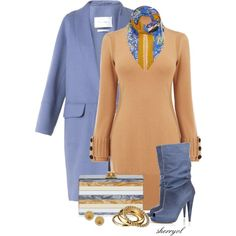 Striped Bag Contest, created by sherryvl on Polyvore