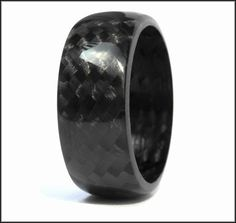 Carbon Fiber Ring by Rosler on Etsy, $60.00 Not really a ring guy, but this is pretty sweet